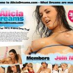 Alicia Dreams Special Deal