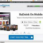 BaDoink Gay Discounted