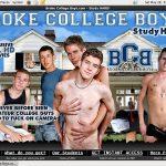 Broke College Boys Free Com