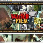 Coupons Bustedonfilm.com