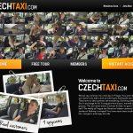 Czech Taxi Movies