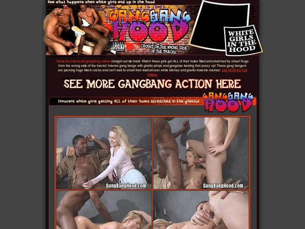 Gang Bang Hood Con