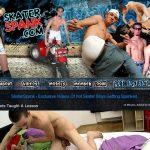 Skater Spank Women