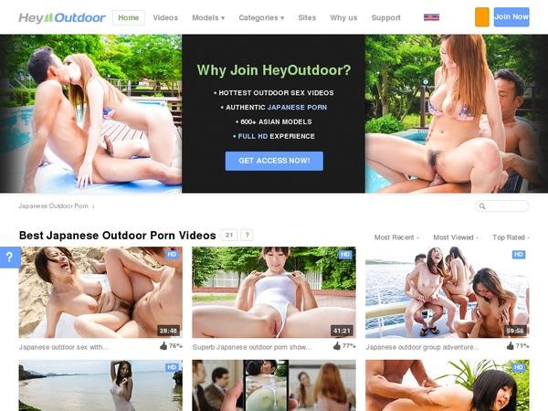 Heyoutdoor.com Daily Accounts