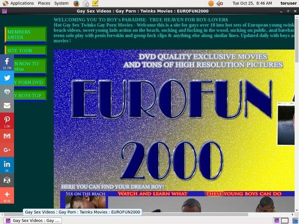 Eurofun2000 Trial