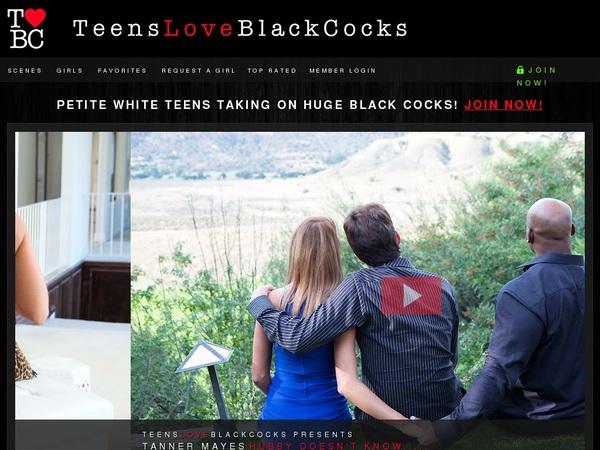 Teensloveblackcocks.com Log In