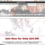 Signup Smokingmistresses.com Paypal