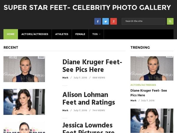 Get Super Star Feet Account