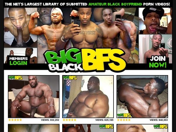 Inside Big Black BFs